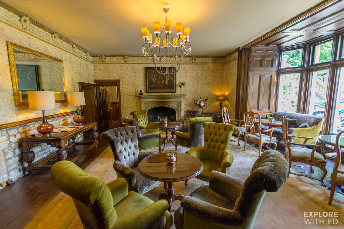The Manor House Hotel in Castle Combe