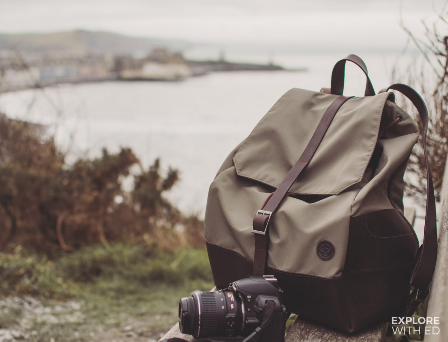 Review of the British made Weston Rucksack for Travellers by Thorndale (#ad - gifted product)