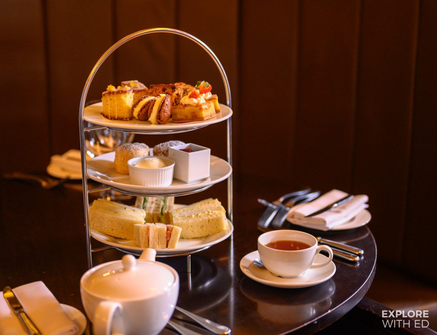 Afternoon Tea at The Daffodil in Cheltenham
