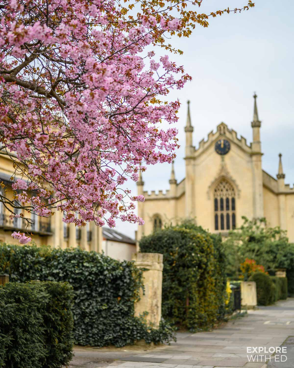 A lovely day trip guide to Cheltenham, England {AD}