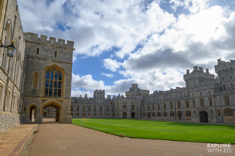 Exploring Windsor Castle Staterooms