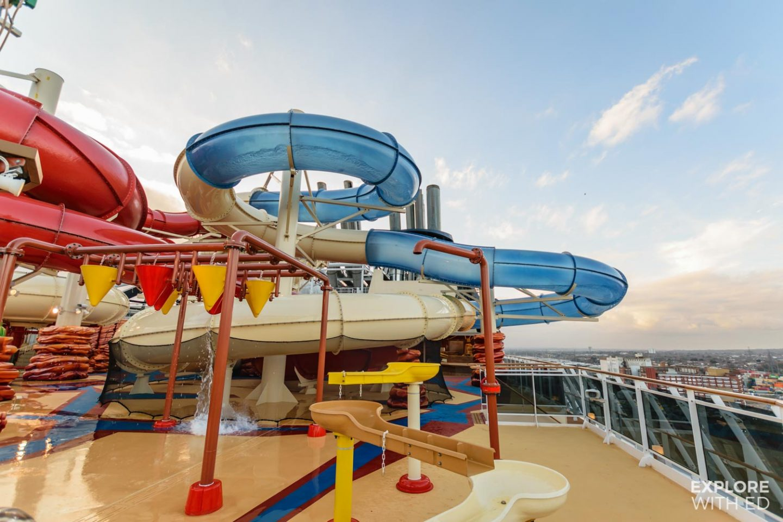 Arizona Aquapark onboard MSC Bellissima