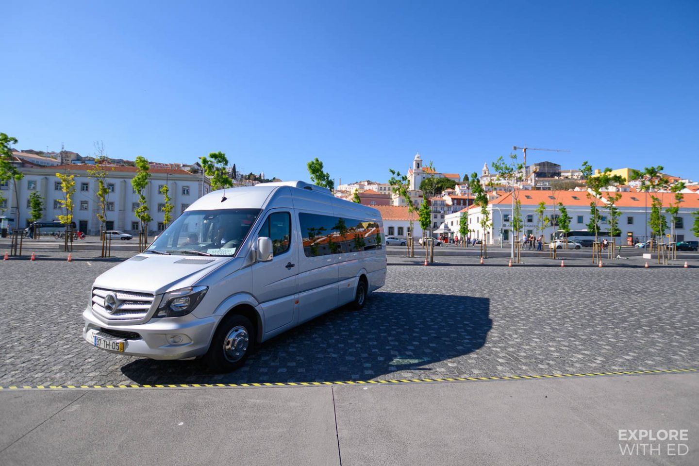 Transfer bus to Fatima from Lisbon cruise port