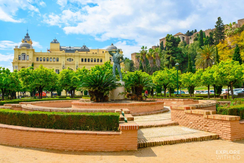 6 Stunning Photo Spots in Malaga, Spain