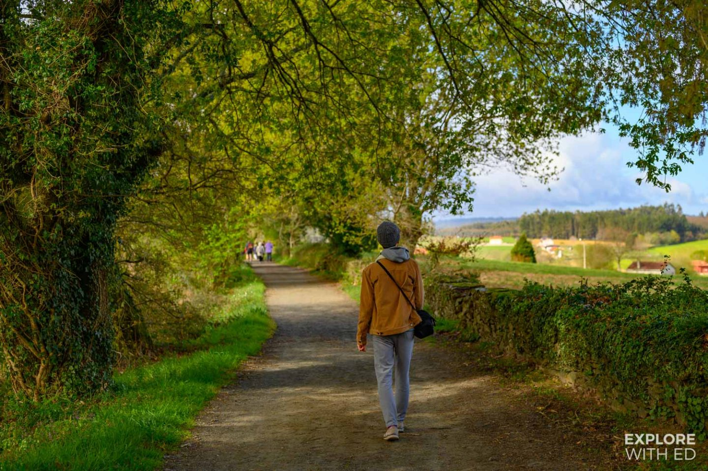 Walking Camino de Santiago