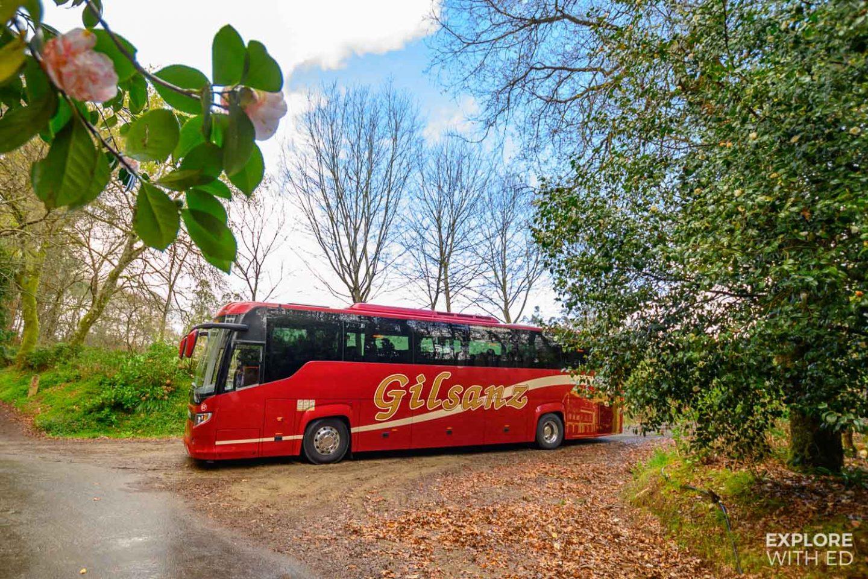 Coach tour of Camino Way and Santiago de Compostela