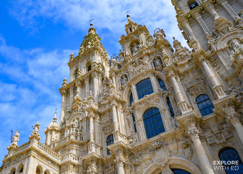Santiago de Compostela Tour from A Coruña, Spain