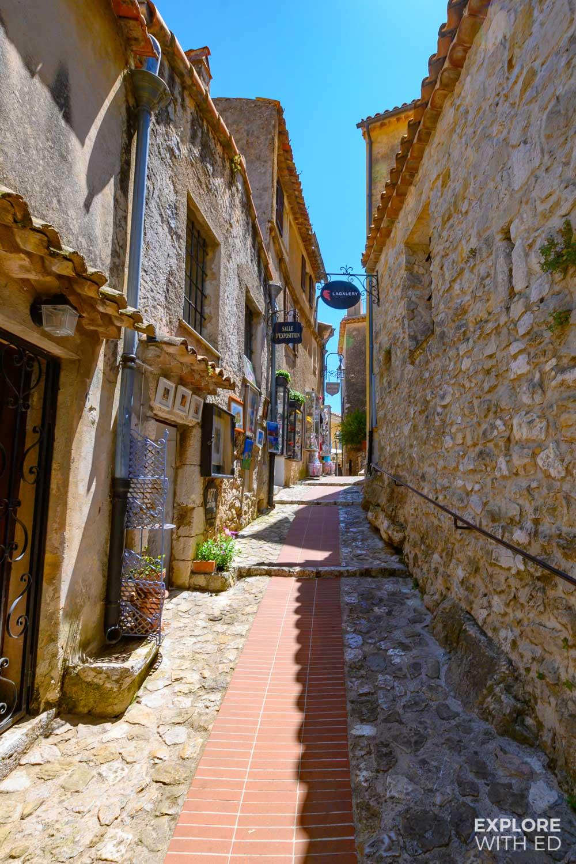 Eze village, Alpes-Maritimes, France