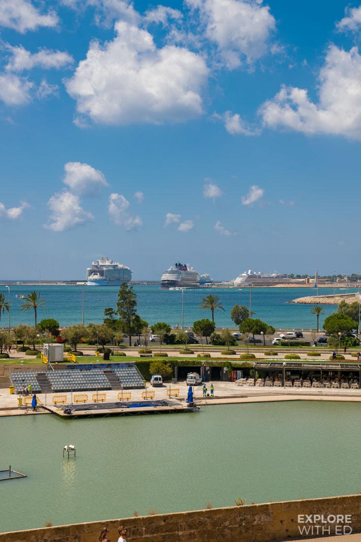 Palma de Mallorca cruise ship port