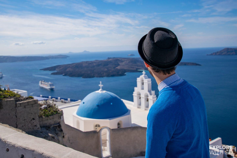Explore With Ed in Santorini