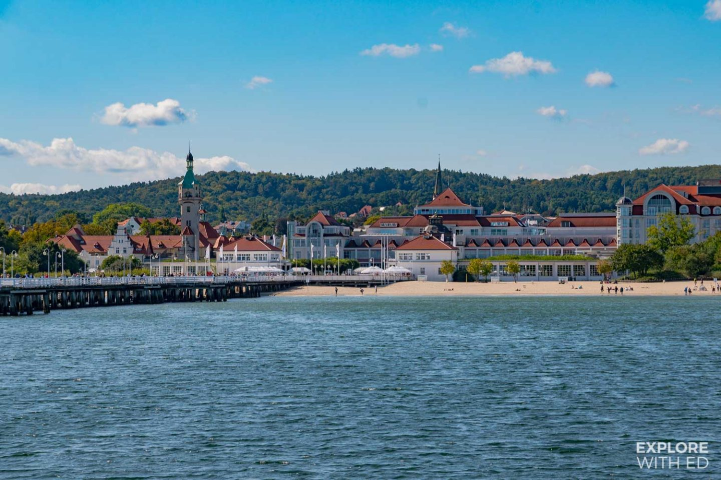 Sopot, the Polish riviera