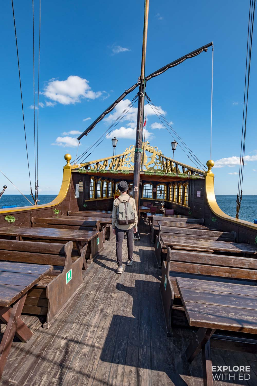 Sopot Pirate Ship