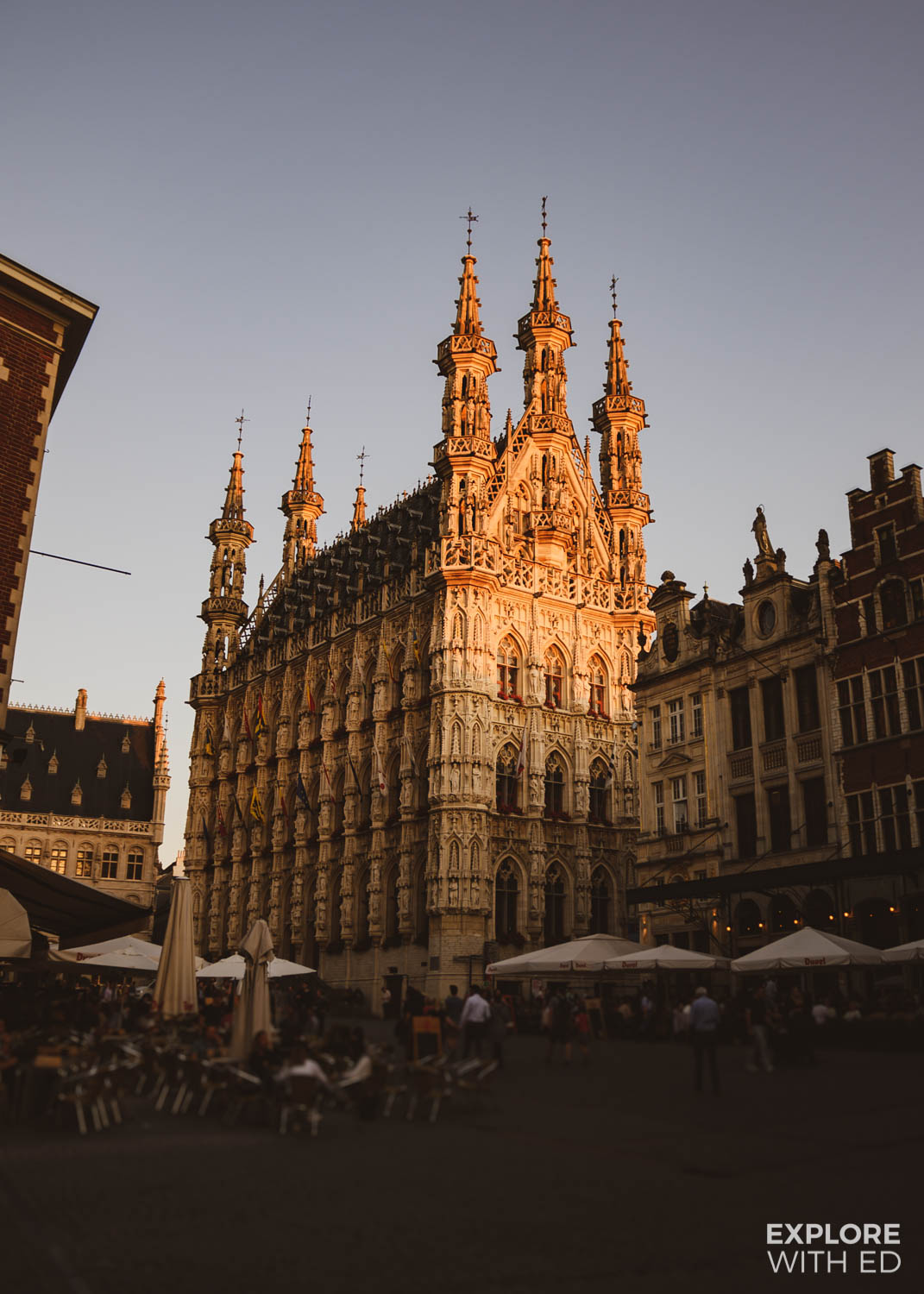 Top Historical Sites in Leuven – Belgium's University City