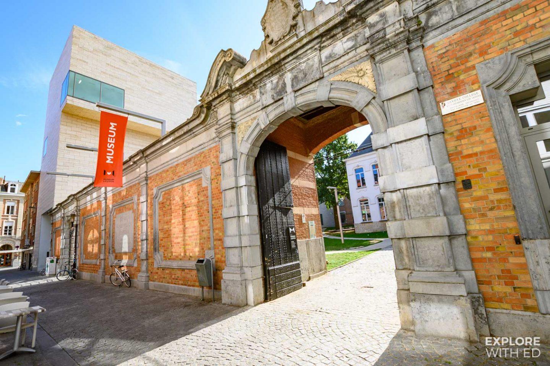 M-Museum in Leuven, Belgium