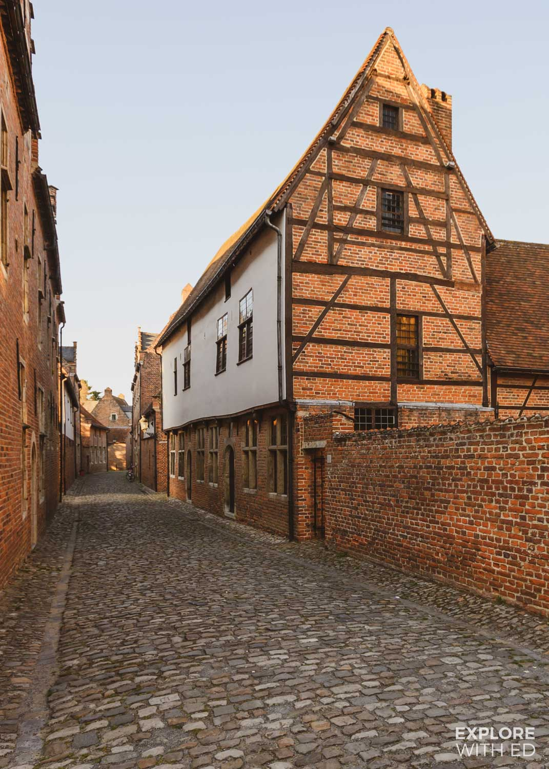 The UNESCO Flemish Beguinages in Leuven