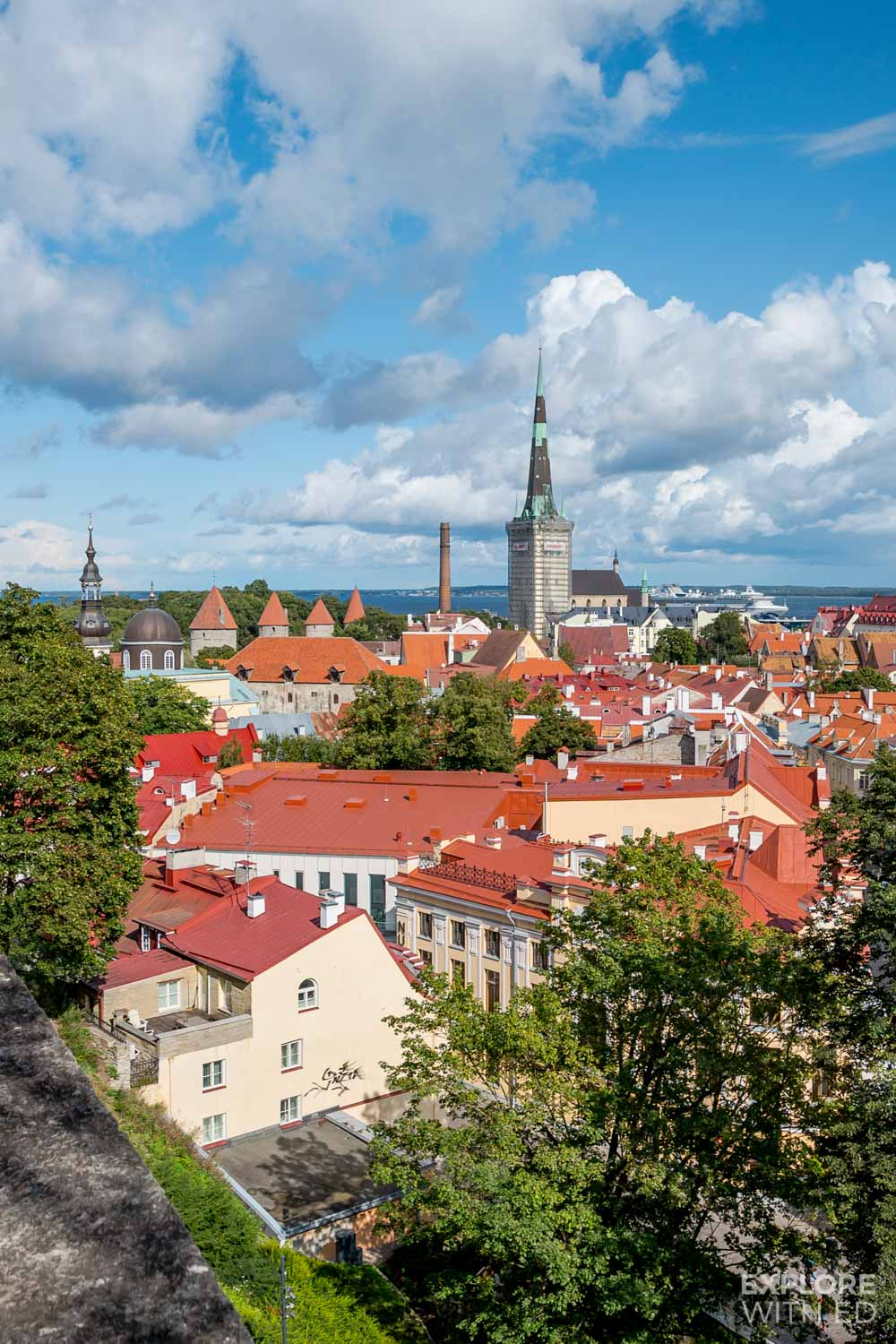 Six of Tallinn's Magical Photo Spots