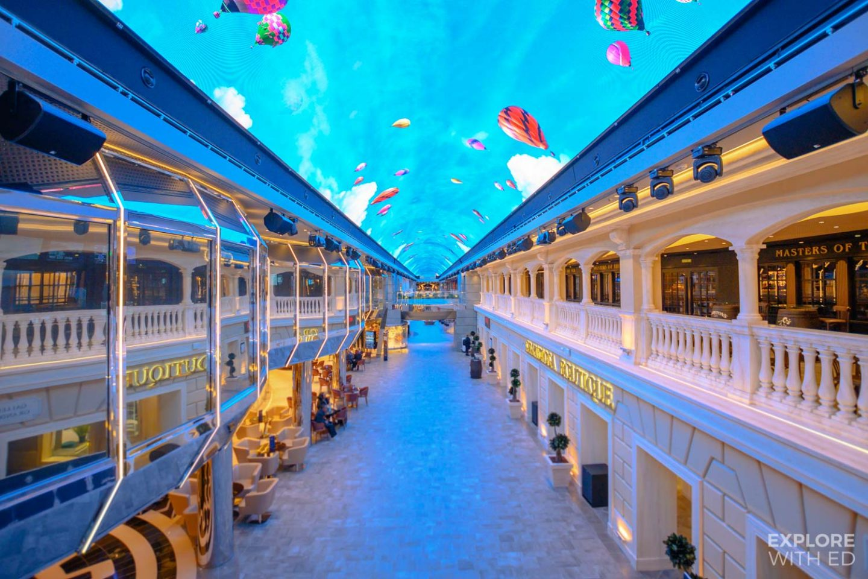 MSC Grandiosa Cruise Ship Tour - Explore With Ed