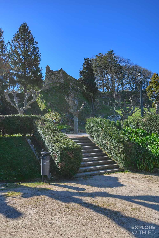 Castro Fortress, Vigo