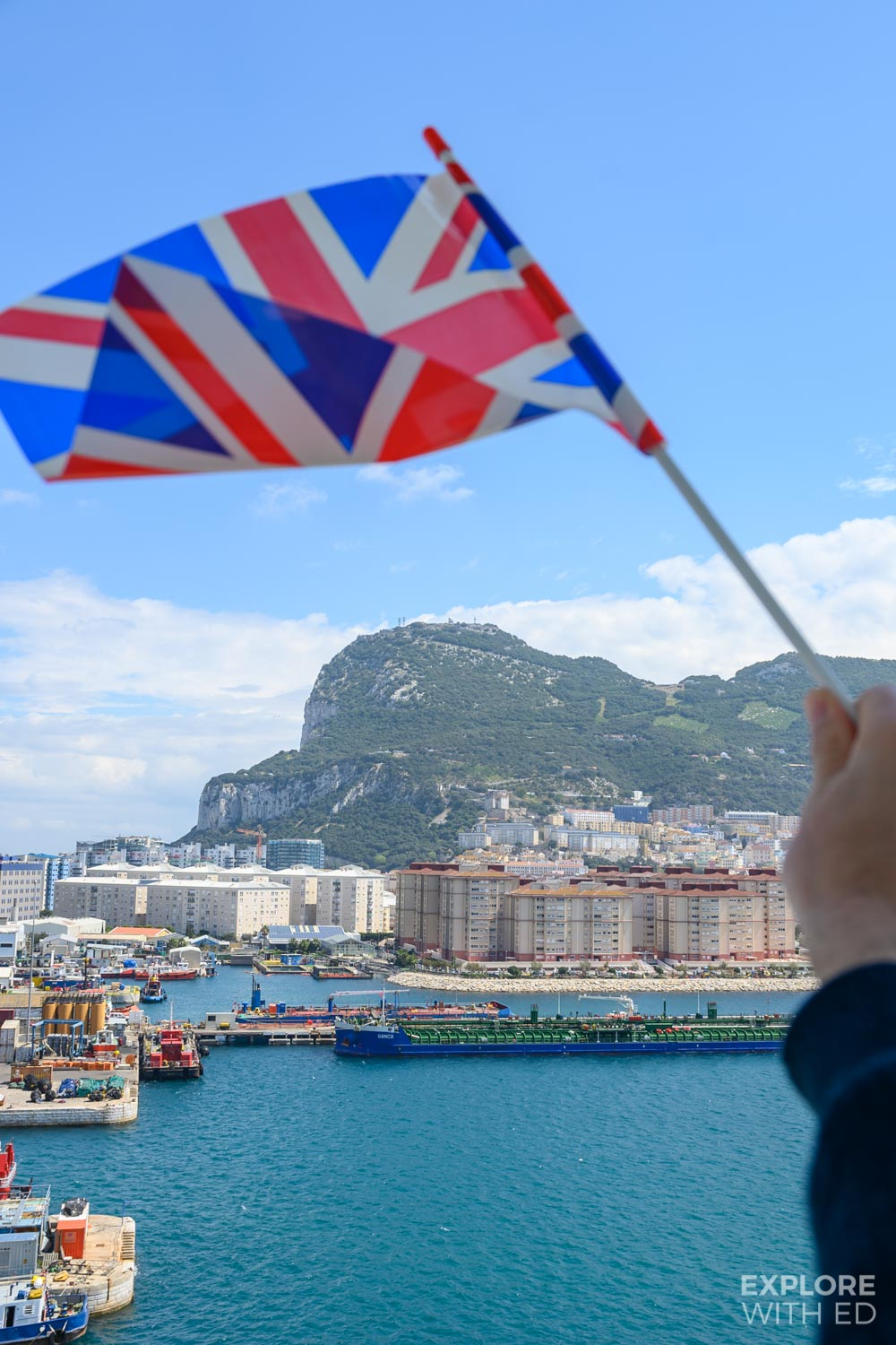 Iberian Cruise to Gibraltar