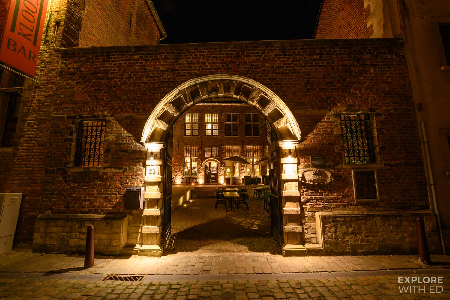 Klooster Bar in Leuven