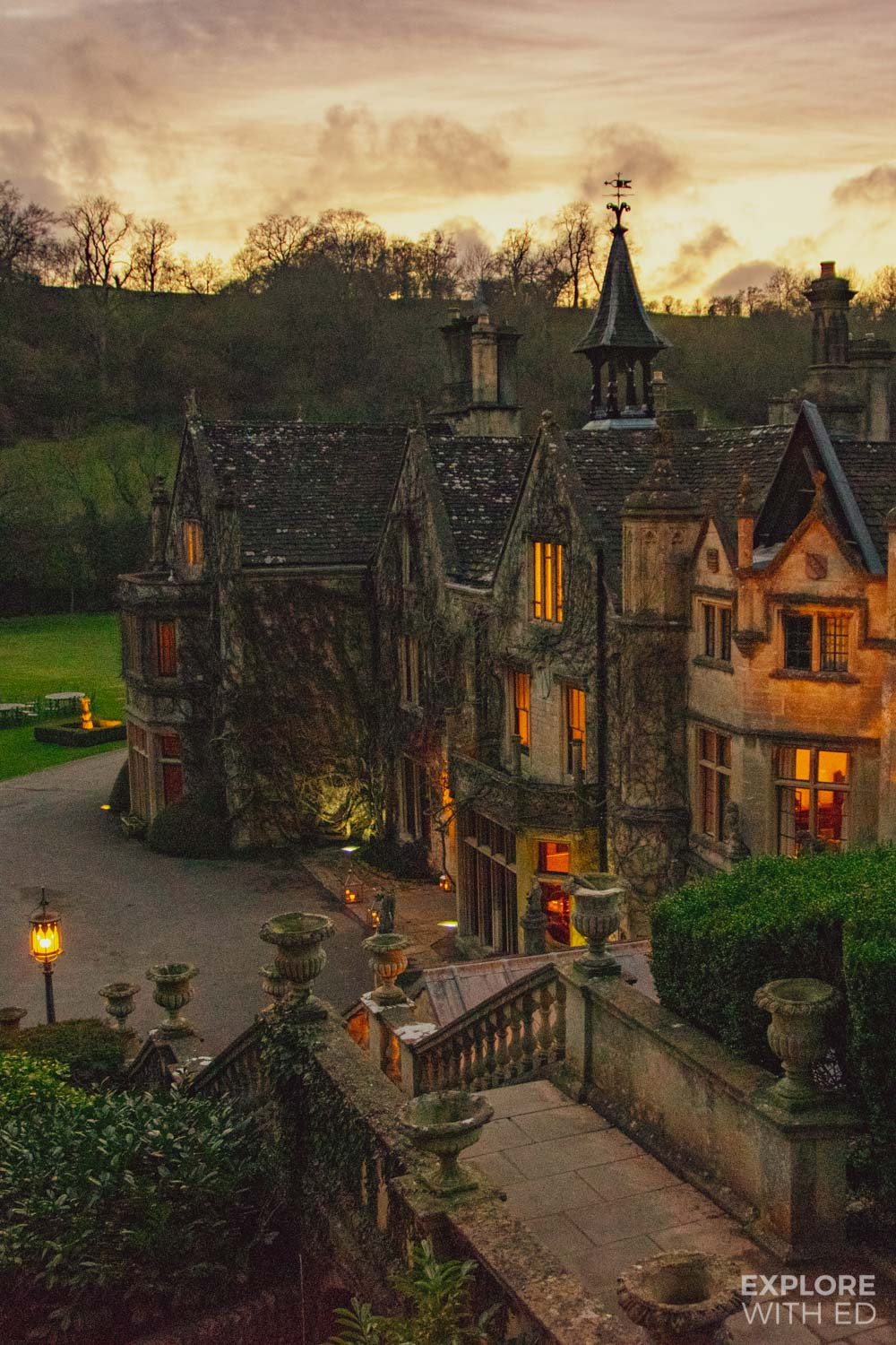 The Manor House in Castle Combe, Luxury Cotswolds Hotel