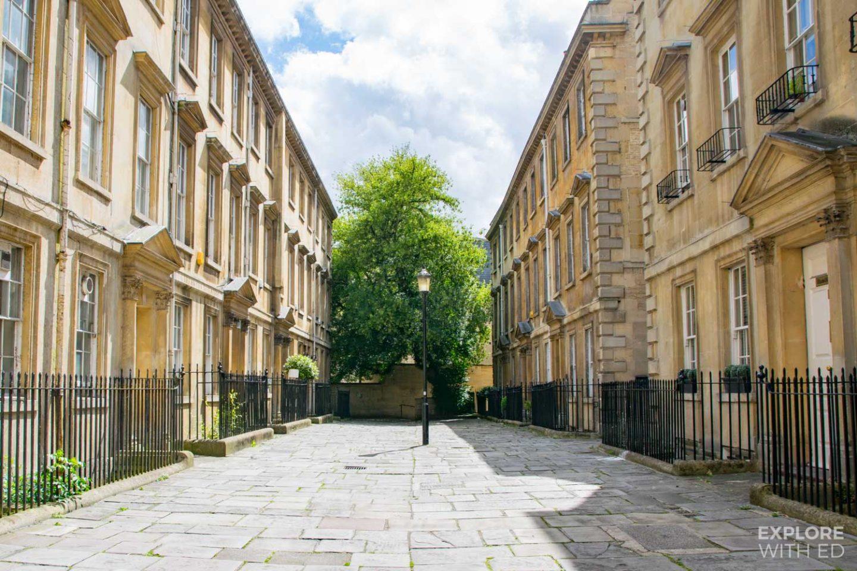 North Parade buildings photo spot in Bath