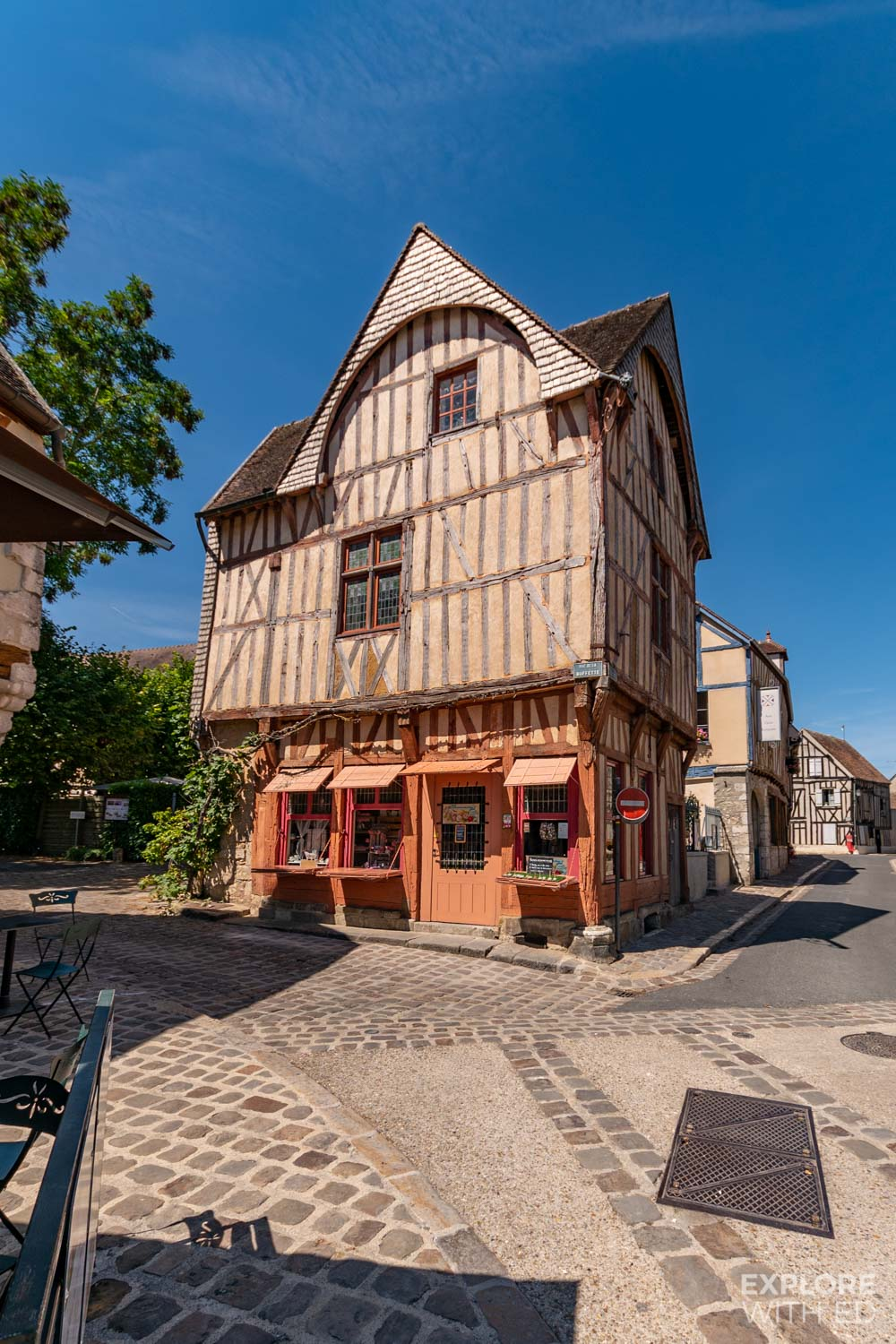 The Pretty UNESCO Town of Provins, France