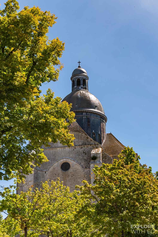 Saint-Quiriace Collegiate Church